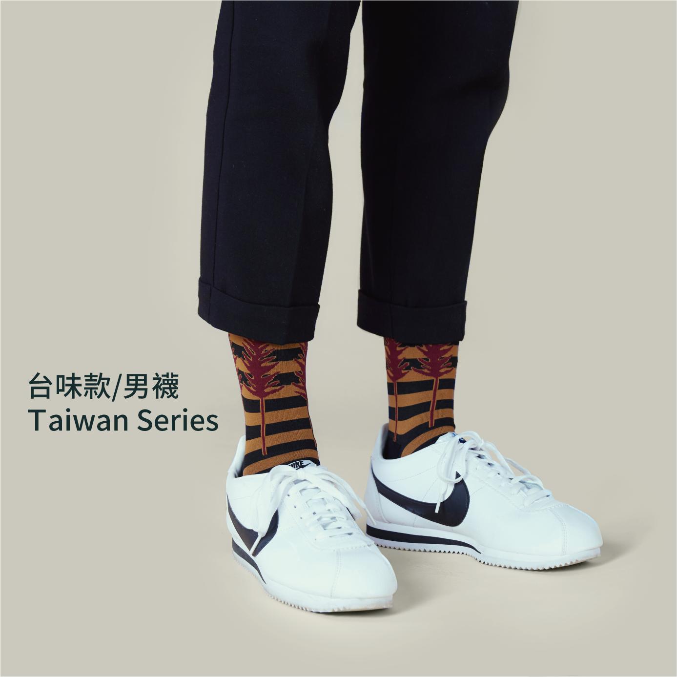 台灣機能設計男襪