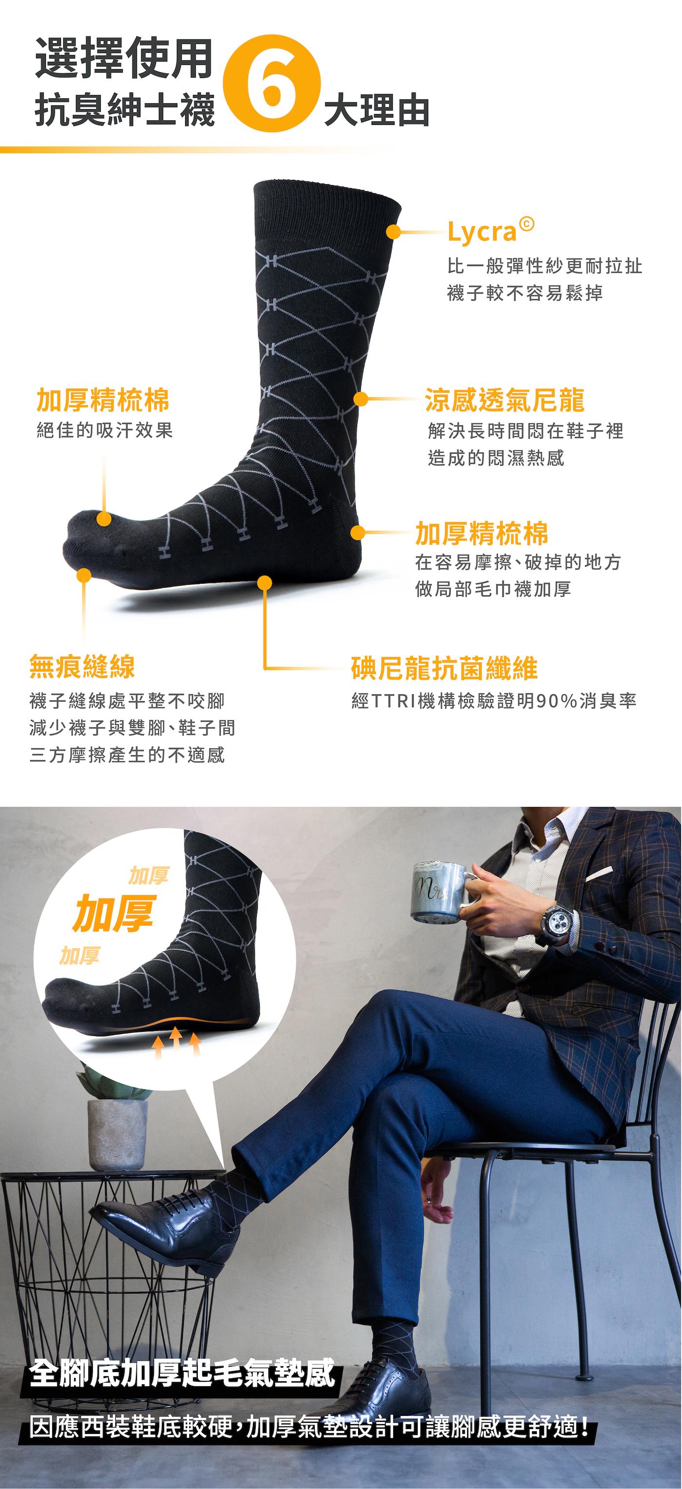 符合台灣悶熱氣候的設計,久穿依舊舒適